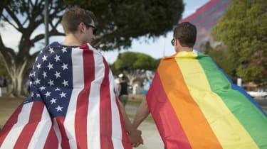 LGBT gay rights America USA