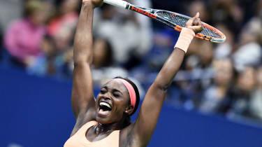 Sloane Stephens US Open tennis