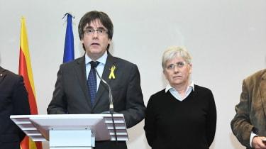 Clara Ponsati, Catalonia, Puigdemnot