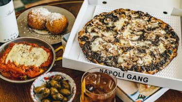 Napoli Gang pizza London