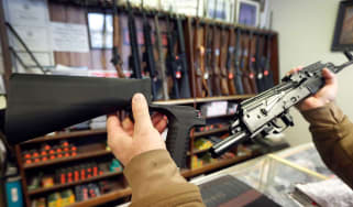 NRA calls for regulation of bump stock sales in the US