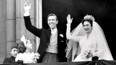 Princess Margaret wedding