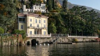 Il Palazzo at Villa Làrio,Lake Como, Italy