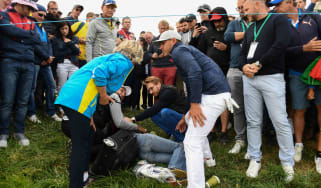 Corine Remande Ryder Cup Brooks Koepka