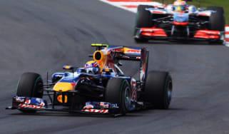 Mark Webber British Grand Prix