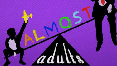 Adults almost podcast