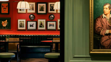 The Dandy Bar at The Mayfair Townhouse in London