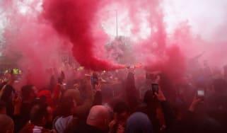 Liverpool Roma Champions League Football