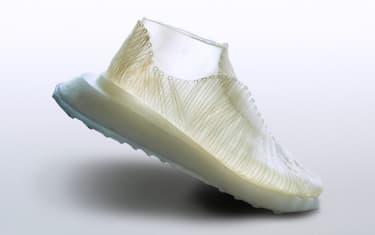 A biomaterial prototype sneaker