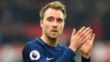 Tottenham and Denmark star Christian Eriksen is linked with Real Madrid