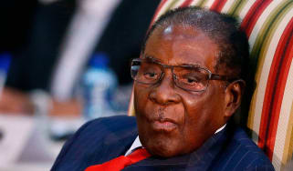 Robert Mugabe has WHO goodwill ambassador title revoked after two days