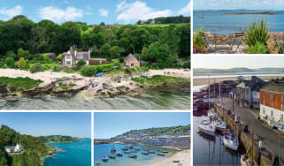 Properties with sea access