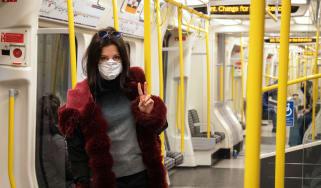 Tube, Underground, coronavirus