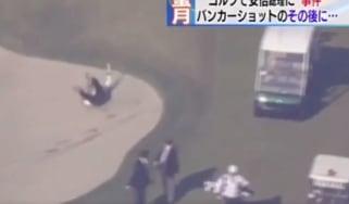 Shinzo Abe Golf
