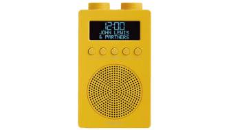 John Lewis & Partners Spectrum Solo Portable DAB+/FM Digital Radio
