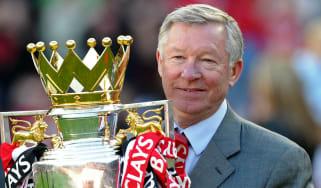 Alex Ferguson health update Manchester United