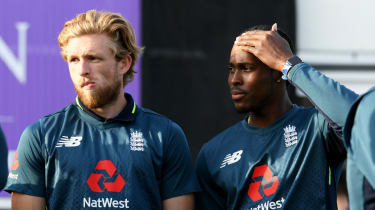 David Willey missed out on the England World Cup squad as Jofra Archer was selected