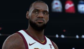 NBA 2K18 LeBron James