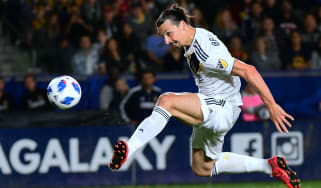 Zlatan Ibrahimovic has been in great form since signing for MLS side LA Galaxy in March 2018
