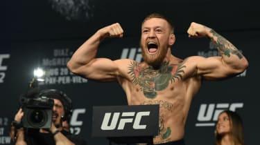 Conor McGregor UFC Dana White