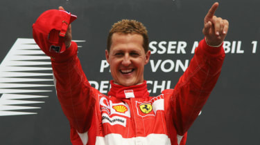 Michael Schumacher F1 career earnings Forbes sport rich list