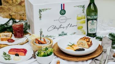 Noilly Prat x Yann Florio Christmas Dinner Boxes