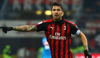 AC Milan skipper Alessio Romagnoli has won eight caps for the Italian national team