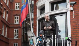 Ecuador has cut Julian Assange's internet connection over social media comments