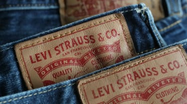 Levi jeans are just one the well-known US brands targeted by the EU