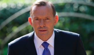 Ex-Australian PM Tony Abbott