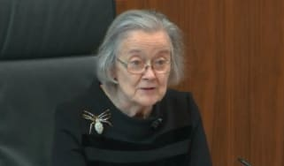 Lady Hale delivers the Supreme Court ruling on prorogation