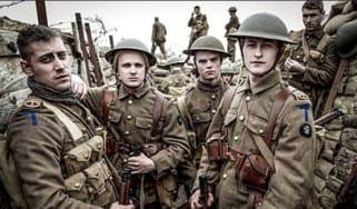 BBC3 drama Our World War