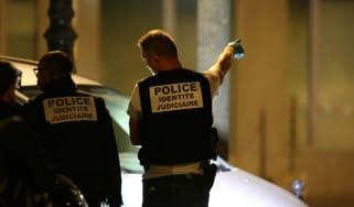 France, Paris, knife attack