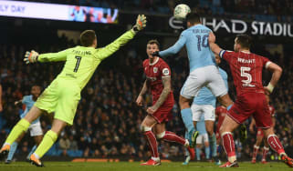 Manchester City Bristol City Carabao Cup
