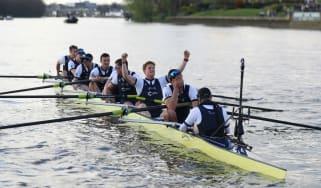 Oxford win 2017 Boat Race