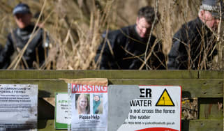 Police search for clues as to Sarah Everard's disappearance