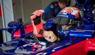 Marc Marquez MotoGP Formula 1 Toro Rosso Honda