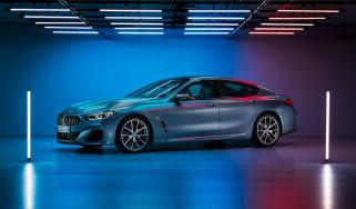 BMW 8 Series GC leak