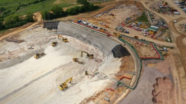HS2 construction