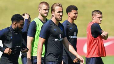 Harry Kane England captain 2018 World Cup