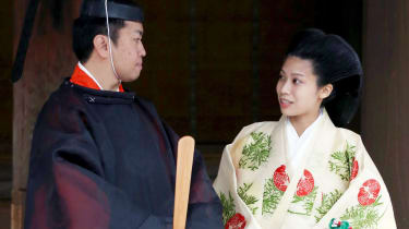 Japan's Princess Noriko marries Kunimaro Senge