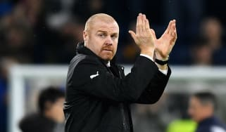 Sean Dyche Burnley next Everton manager