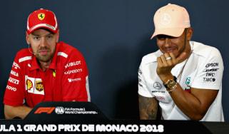 F1 news Monaco Grand Prix Sebastian Vettel Lewis Hamilton
