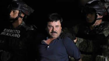 Joaquin 'El Chapo' Guzman is on trial in the United States