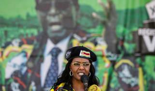 Grace Mugabe Zimbabwe