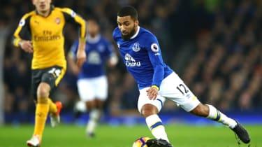 Aaron Lennon, Everton