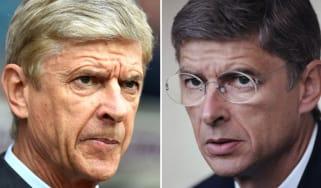 Arsene Wenger Arsenal manager 1996 – 2014
