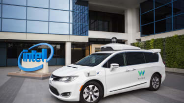 Intel Waymo partnership