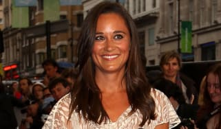 LONDON, ENGLAND - AUGUST 13: Pippa Middleton attends the UK film premiere of Shadow Dancer at Cineworld Haymarket on August 13, 2012 in London, England.(Photo by Danny Martindale/WireImage)