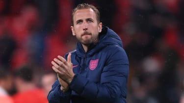 Harry Kane will start in England's final Euro 2020 group D match